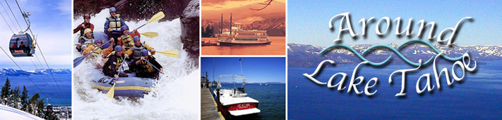 around lake tahoe